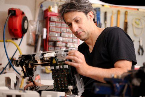 Service réparation machines à coudre - centrales et nettoyeurs vapeur